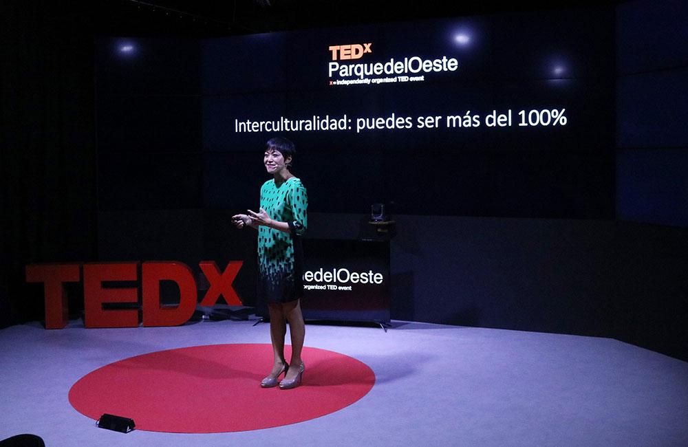 """Lisa Invitada A Dar Una Charla TEDx Titulada """"Interculturalidad: Puedes Ser Más Del 100%"""""""